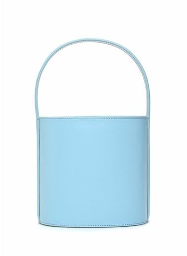 Staud Messenger / Askılı Çanta Mavi